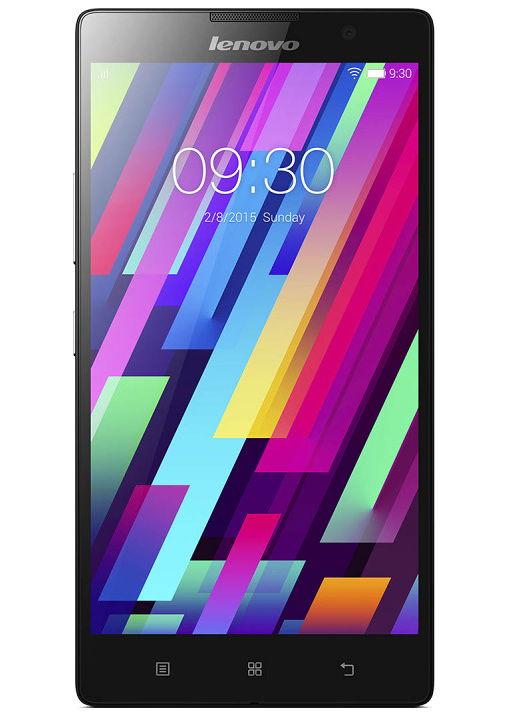 Lenovo IdeaPhone P90, Black - (Android 4.4; GSM 900/1800/1900, 3G, 4G LTE, LTE-A Cat. 4; SIM-карт 1 (Micro SIM); Intel Atom Z3560, 1830 МГц; RAM 2 Гб; ROM 32 Гб; 4000 мАч; 13 млн пикс., светодиодная вспышка; есть, 5 млн пикс.; датчики - освещенности, приближения)