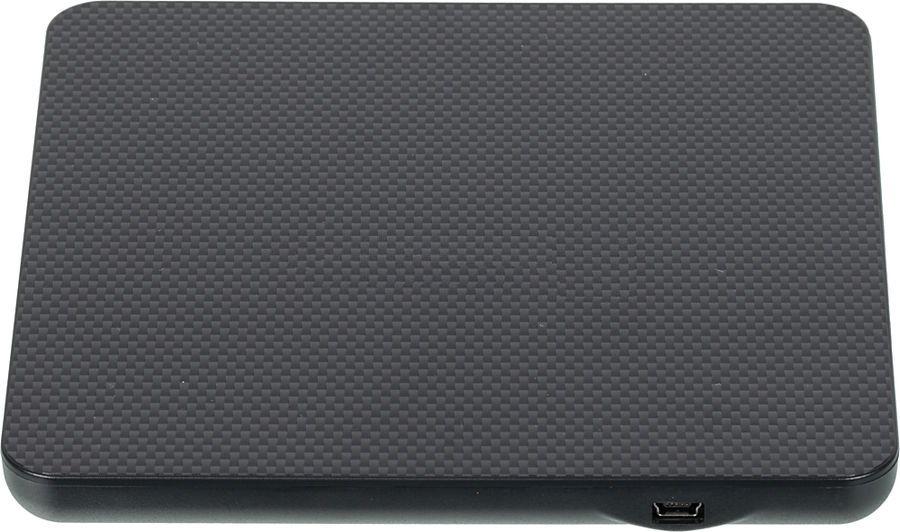 Внешний оптический привод LG GP80NB60 Black (DVD±RW DL, Slim, USB 2.0)
