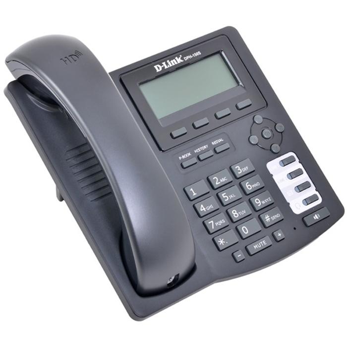 IP телефон D-Link DPH-150SE/F4A