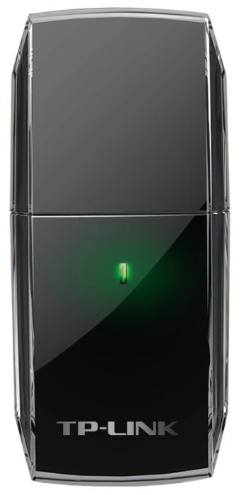 Wi-Fi адаптер TP-LINK Archer T2U, Black