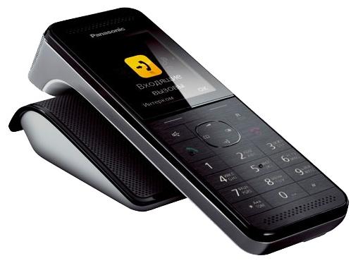 Дополнительная трубка для VoIP-телефона Panasonic KX-PRWA10RUW