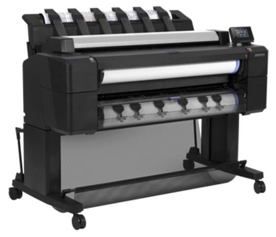 Плоттер HP DesignJet T2530 36-in Multifunction (L2Y25A)