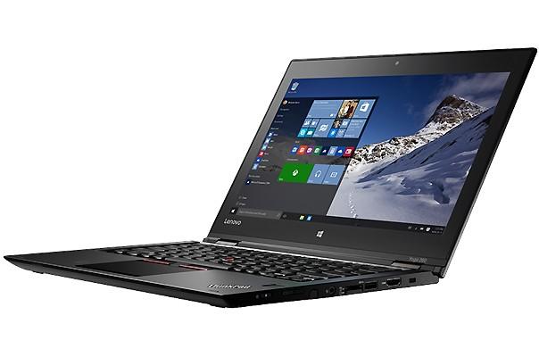 Lenovo ThinkPad Yoga 260 (20FD001XRT) - (Core i5 6200U 2300 МГц. Экран 12.5 дюймов, 1920x1080, широкоформатный, сенсорный, мультитач TFT IPS. ОЗУ 8 Гб DDR4. Накопители SSD 256 Гб; DVD нет. GPU Intel HD Graphics 520. ОС Win 10 Pro)