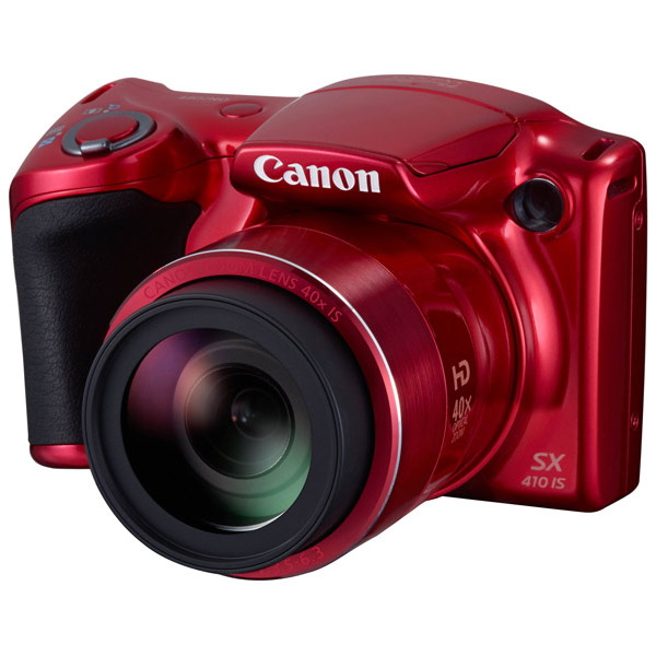 ����������� Canon PowerShot SX410 IS Red 0108C002