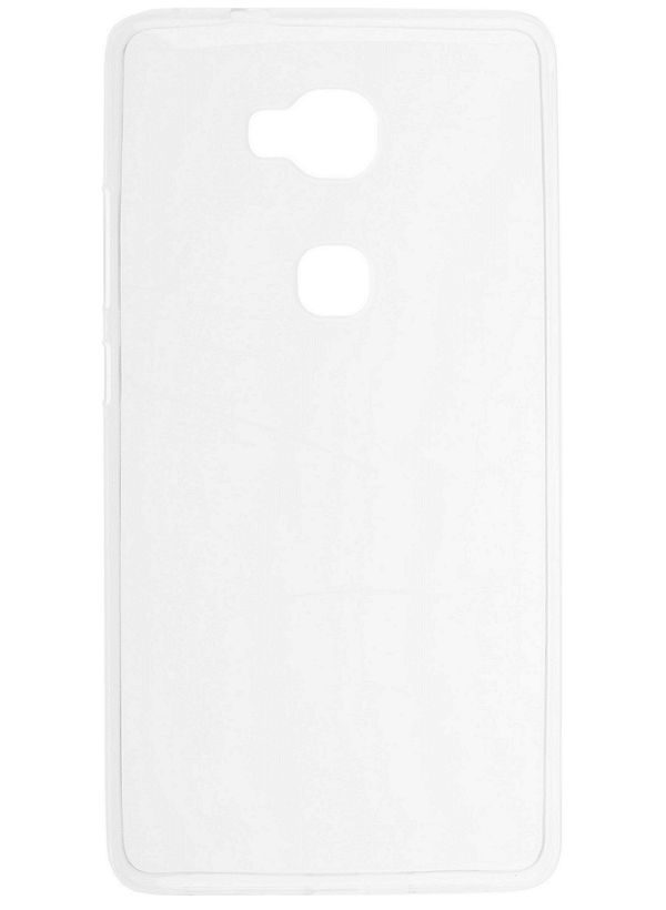 Чехол-накладка SkinBox 4People T-S-HH5X-006 (для Huawei Honor 5X), Clear