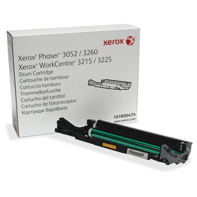 Xerox 101R00474 10000 стр. - Чёрный; печать лазерная; на 10000 страниц • Xerox Phaser 3052/3260/WC 3215/25.