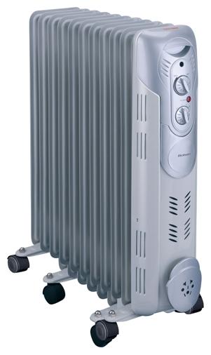 Радиатор масляный Rolsen ROH-D11 white
