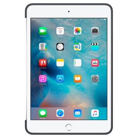 Чехол Apple iPad mini 4 Silicone Case, charcoal gray