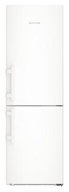 Liebherr CN 4315 - (холодильник, 321 л (клим.класс SN, T), компрессоров 1, камер 2, дверей 2. Хол-ник 220 л (разм. капельная система). Мор-ник 101 л (разм. No Frost). ШГВ 60x66.5x185 см. Управление электронное. Энергопотр-е класс A+++ (165 кВтч/год). белый / пластик/металл)