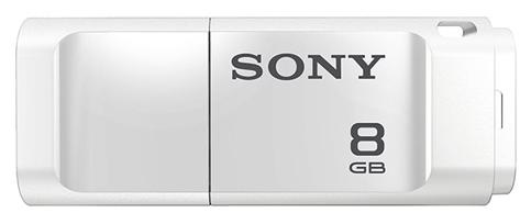 Флешка Sony USM8X 8GB white USM8XW