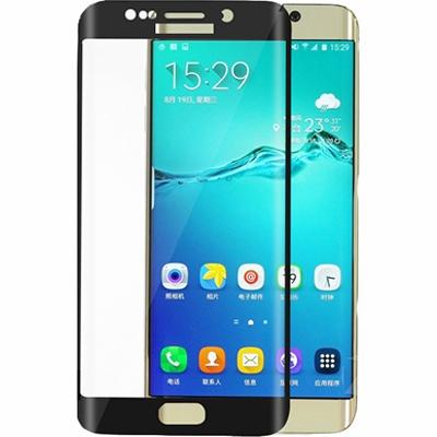 Стекло защитное Ainy для Samsung Galaxy S6 Edge/G925 black