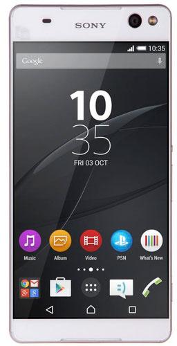 Sony Xperia C5 Ultra Dual, White - (Android 5.0; GSM 900/1800/1900, 3G, 4G LTE, LTE-A; SIM-карт 2; MediaTek MT6752, 1700 МГц; RAM 2 Гб; ROM 16 Гб; 2930 мАч; 13 млн пикс., светодиодная вспышка (фронтальная и тыльная); есть, 13 млн пикс.; датчики - освещенности, приближения)
