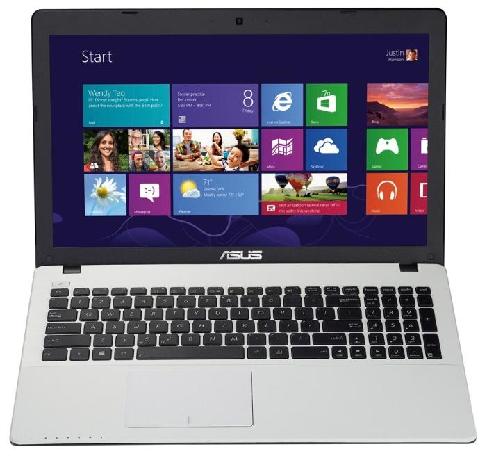 Asus X552WA-SX019H - (E2 6110 1500 МГц. Экран 15.6 дюймов, 1366x768, широкоформатный. ОЗУ 4 Гб DDR3L 1600 МГц. Накопители HDD 500 Гб; DVD-RW, внутренний. GPU AMD Radeon R2. ОС Win 8 64)