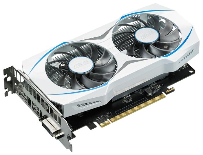 ���������� ASUS Radeon RX 460 2048Mb DUAL-RX460-O2G