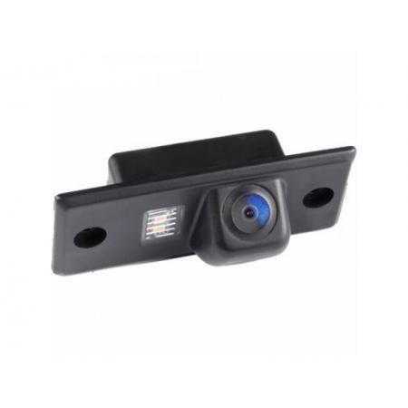 Intro VDC-042 для VW Polo h/b (2010) - Установка - задний бампер; Дисплей - автомагнитола или штатное головное устройство (ШГУ); Ночной