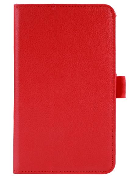 IT BAGGAGE для Asus Fonepad 7 FE170CG/ME170С, Red - Чехол-книжка; для экрана 7 дюймов; искусственная кожа • назначение - для ASUS Fonepad