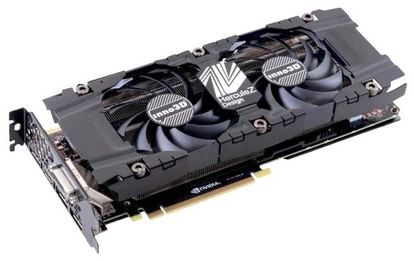 Видеокарта Inno3D GeForce GTX 1070 1506 Mhz 8192 Mb (N1070-1SDV-P5DN)