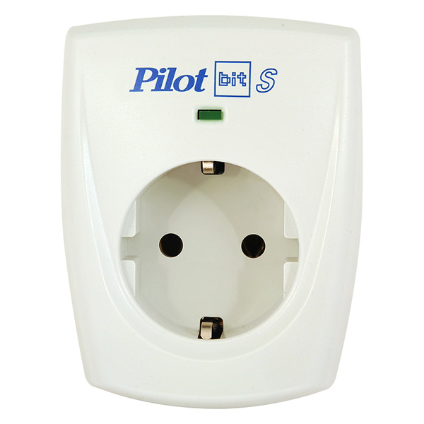 Сетевой фильтр Pilot Bit S (1 розетка), White