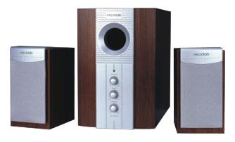 ������������ ������� Microlab M-890 brown/silver M-890 ������.-������.