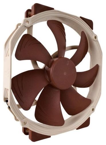 Вентилятор корпусной Noctua NF-A15 PWM 40x150x25мм, 300-1200rpm