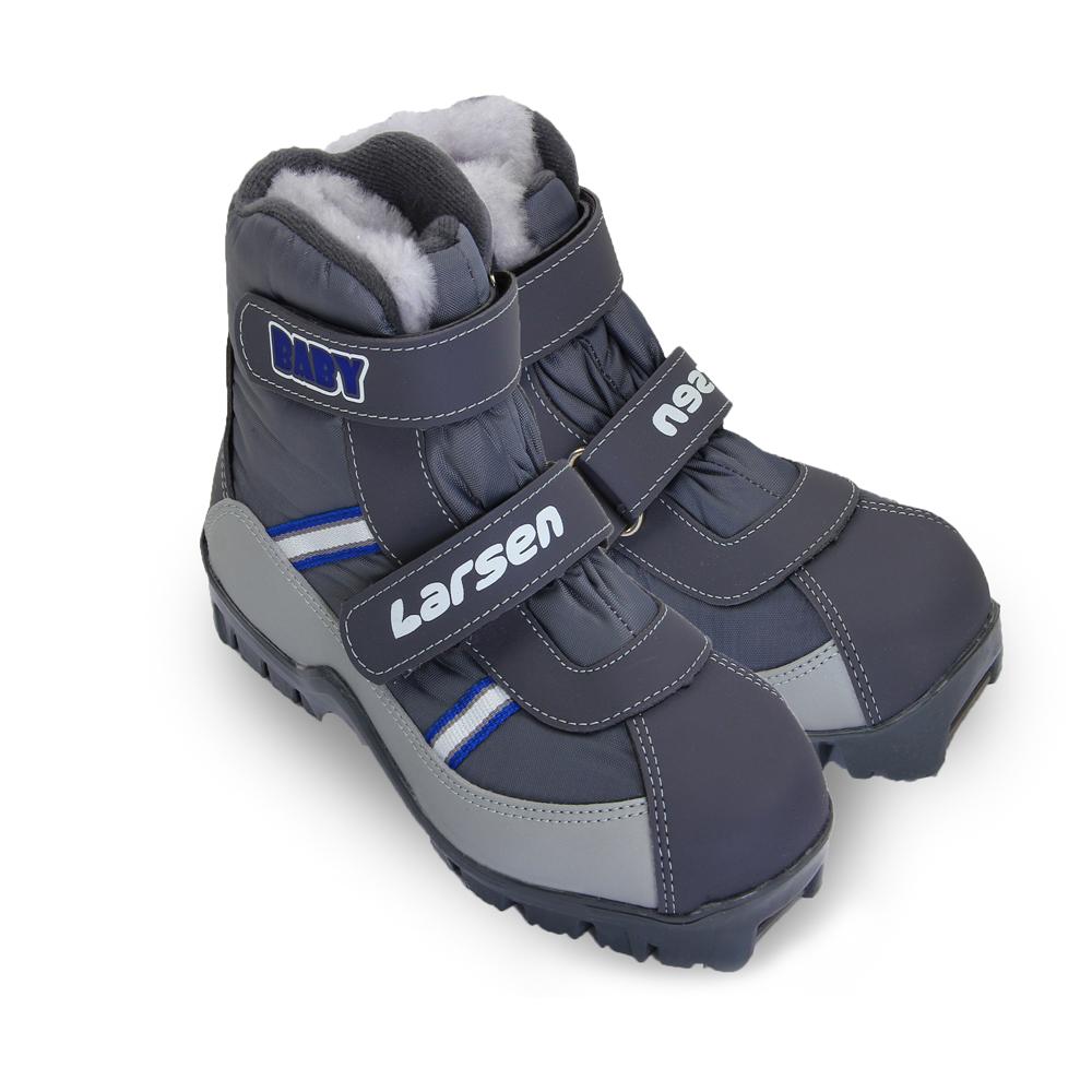 Ботинки лыжные Larsen Baby NNN (34/35)