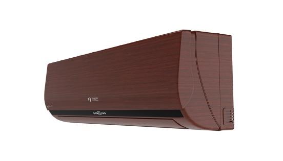 Сплит-система Timberk 12H S10DW, dark wood