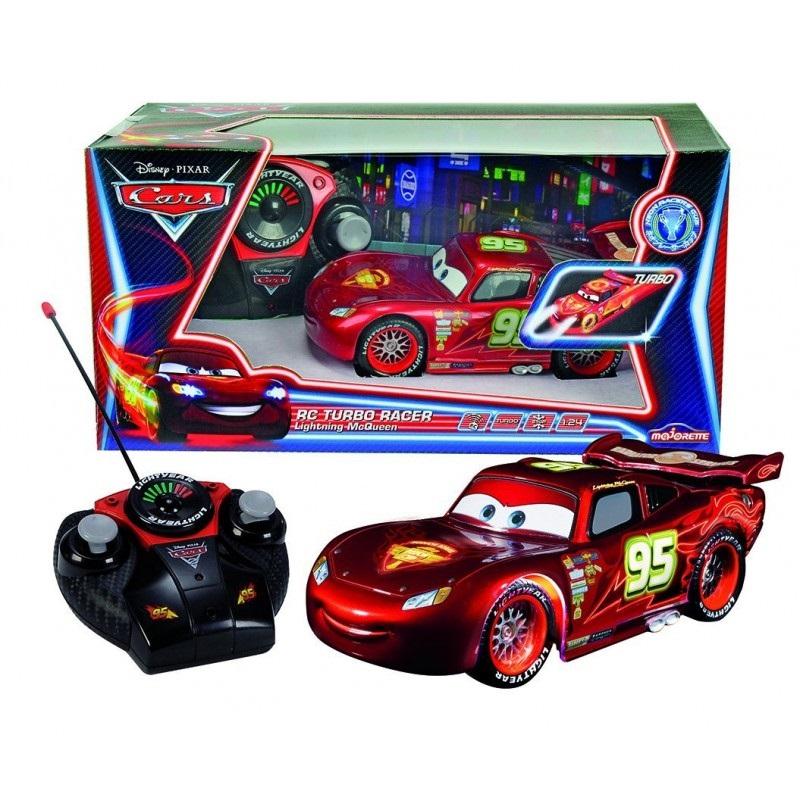 Радиоуправляемая игрушка Dickie Toys Молния МакКуин