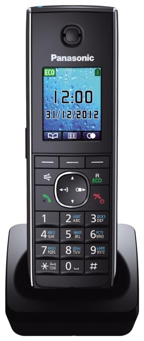 Дополнительная трубка для VoIP-телефона Panasonic KX-TGA855RUB