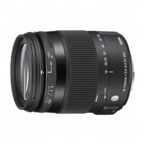 Фотообъектив Sigma AF 18-200mm f/3.5-6.3 DC MACRO OS HSM Contemporary Nikon 885955