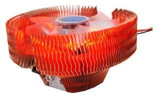 Процессорный кулер Ice Hammer IH-3776WV-R Neon Red