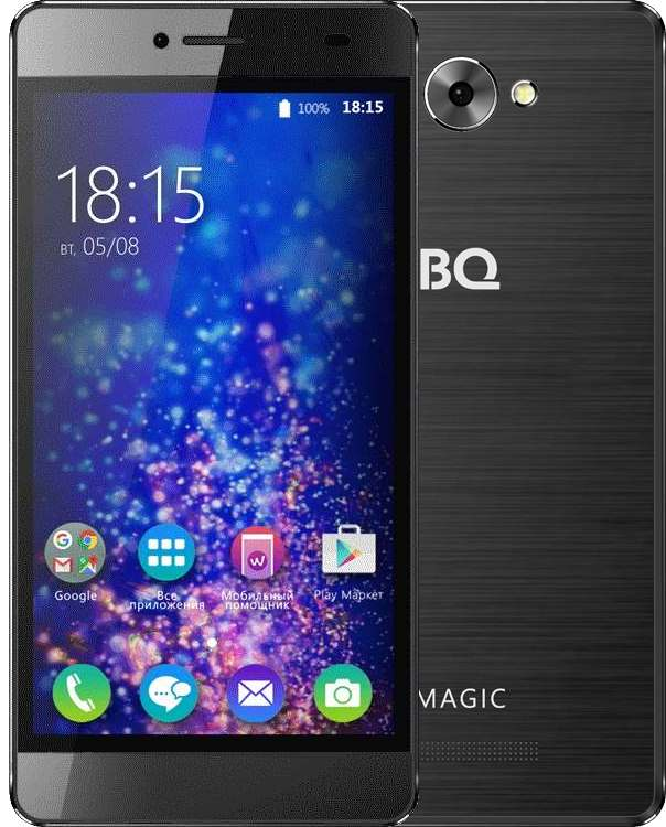 Bq mobile magic lte black
