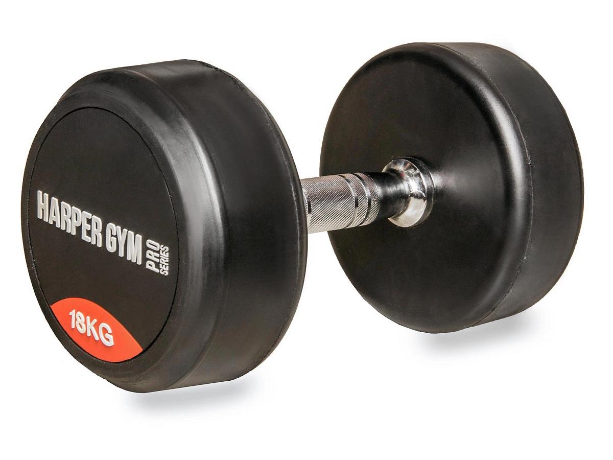 Harper Gym NT150E, 18 кг, black