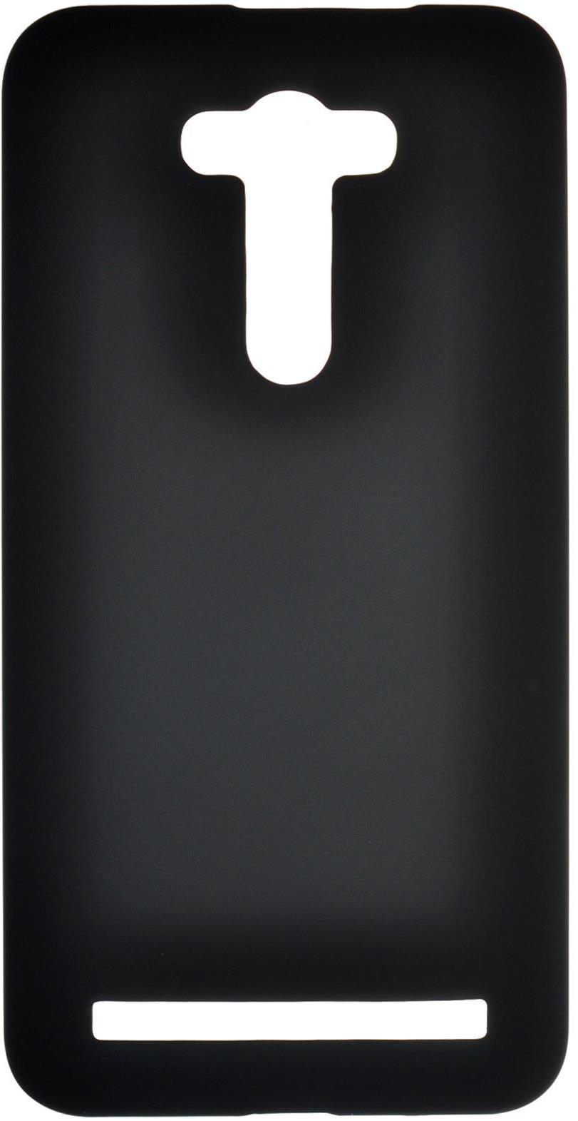 Чехол SkinBox 4People для Asus Zenfone 2 ZE500KL/ZE500KG (+ защитная пленка), Black