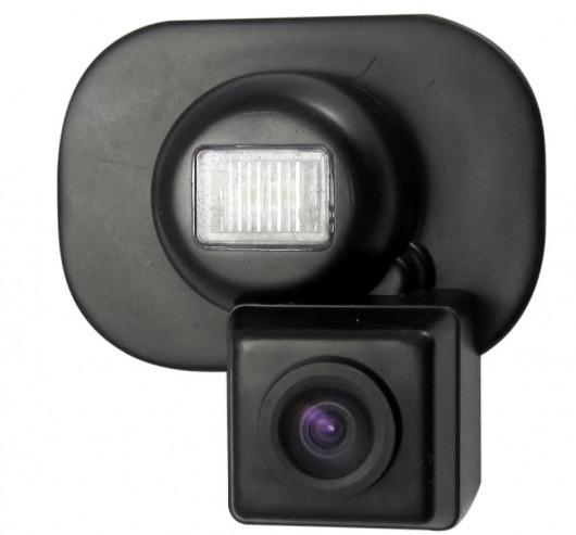 Камера заднего вида Incar VDC-078 для Hyundai Solaris sedan,Toyota Corolla