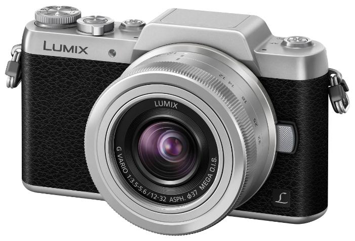 ����������� Panasonic Lumix DMC-GF7 Kit, Silver DMC-GF7KEE-S