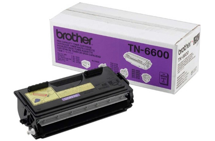 Brother TN-6600 - чёрный; на 6000 страниц • Brother HL-1030, HL-1230, HL-1240, HL-1250, HL-1270N, HL-1430, HL-1440, HL-1450, HL-1470N,