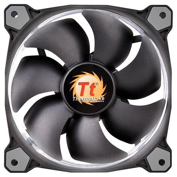Вентилятор корпусной Thermaltake Riing 14 LED White CL-F039-PL14WT-A