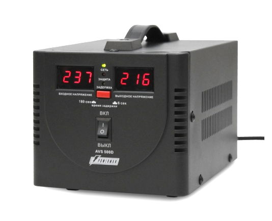 ������������ ���������� Powerman AVS 500D, Black