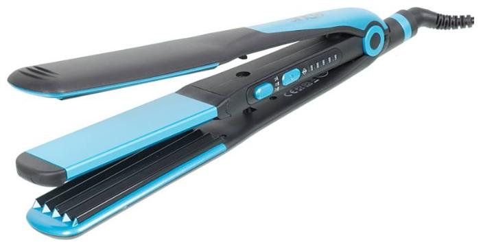 Выпрямитель для волос Sinbo SHD-7048 black/blue SHD 7048 черный/синий