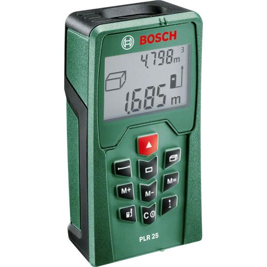 Дальномер Bosch PLR 25 603016220
