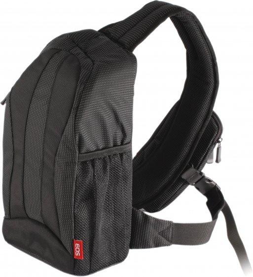 Сумка для фотокамеры (Рюкзак) Canon Custom Gadget Bag 300EG for EOS, black - текстиль, плечевой ремень