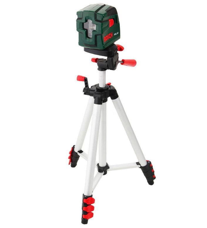 Нивелир Bosch PCL 10 Set, [0.603.008.121] 603008121