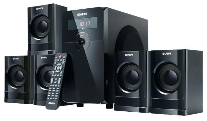Акустическая система Sven HT-200, Black