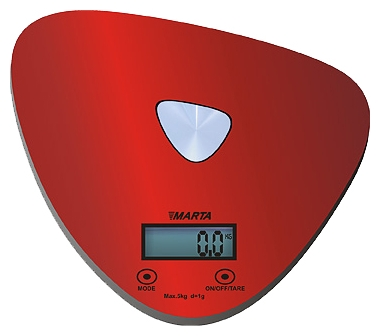 ���� �������� Marta MT-1632 red/sparkling MT-1632 �������/���������