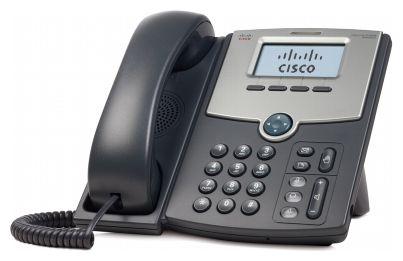 VoIP-телефон Cisco SPA502G-X, WAN, LAN, 1 линии, есть определитель номера