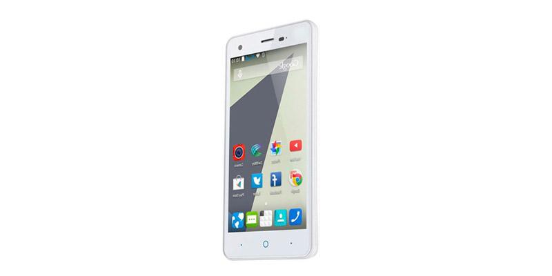 ZTE Blade L3 8 Гб, white - (Android 4.4; GSM 900/1800/1900, 3G; SIM-карт 2 (обычная); MediaTek MT6582M, 1300 МГц; RAM 1 Гб; ROM 8 Гб; 2000 мАч; 8 млн пикс., светодиодная вспышка; есть, 2 млн пикс.; датчики - освещенности, приближения, гироскоп)