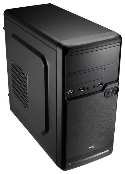Корпус для компьютера AeroCool Qs-182 450W Black