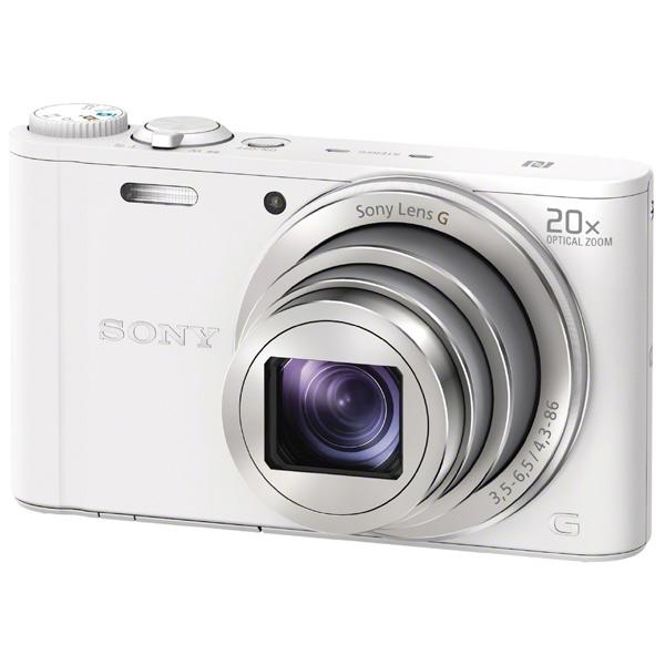 Фотоаппарат Sony Cyber-shot DSC-WX350 White DSCWX350W.RU3