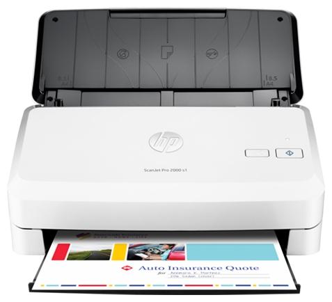 Сканер HP ScanJet Pro 2000 s1 L2759A