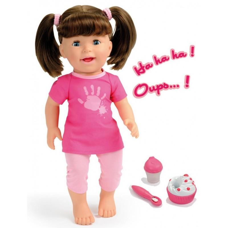 Кукла Smoby Lili хулиганка, интерактивная